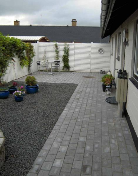 Nyanlæg af haver og terrasser