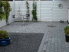 Terrasse belægning nybrosten