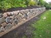 Stengærde Kampestensmur