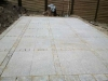 Rådhusbelægning - chaussesten, granit, 40x40 flier